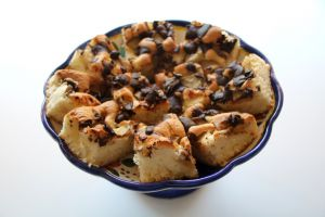 prajitura cu para si ciocolata (4)
